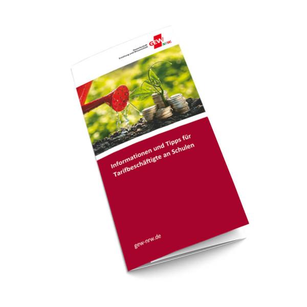 Informationen und Tipps für Tarifbeschäftigte (50 Stück)