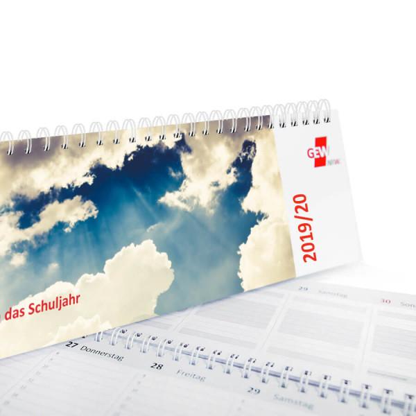 GEW-Tischkalender 2020/2021 (10 Stück)